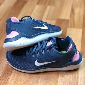 Nike Shoes - NEW Nike Free RN 2018 (GS) (AH3457-402) Womens